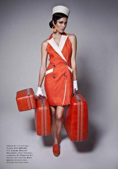 Travel Checklist by Bella Styles on The Curvy Fashionista