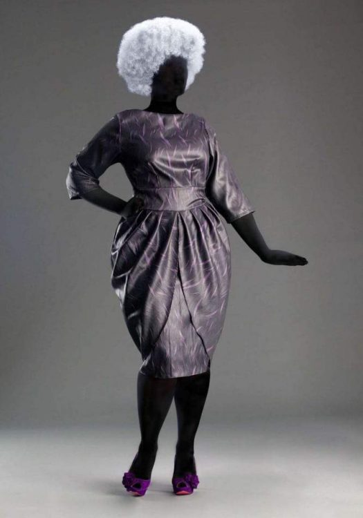 Plus Size Designer Jibri Fall 2010 Sneak Peek