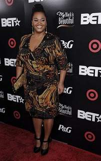 I Love Jill Scott and her Curvy Style in Anna Scholz!