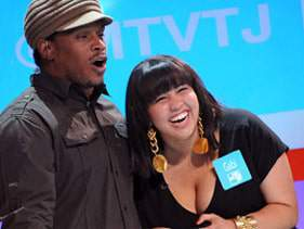 Gabi from Young, Fat, & Fabulous wins MTV Twitter Jockey