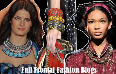 Full Frontal Fashion Blogs