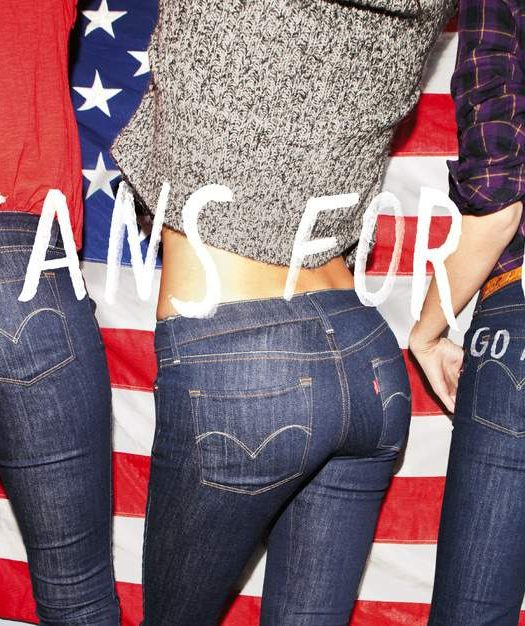 Levis: All Asses Are Created Equal