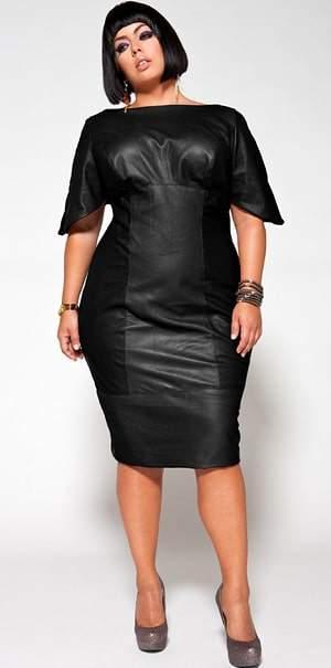Plus Size Designer Monif C. 2010 Holiday Collection