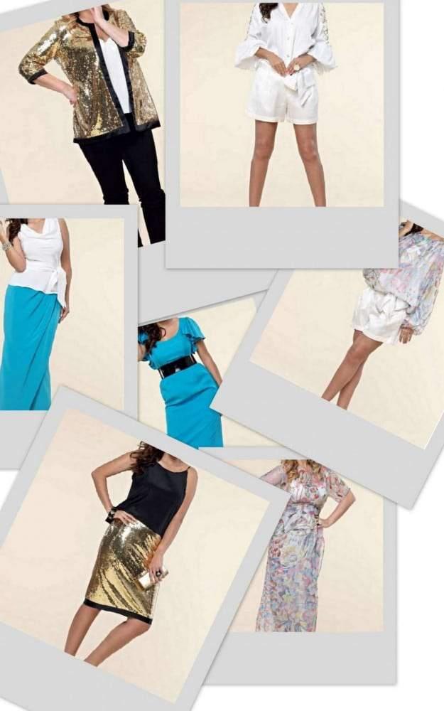 Plus Size Designer Rani Zakhem Spring/Summer 2011