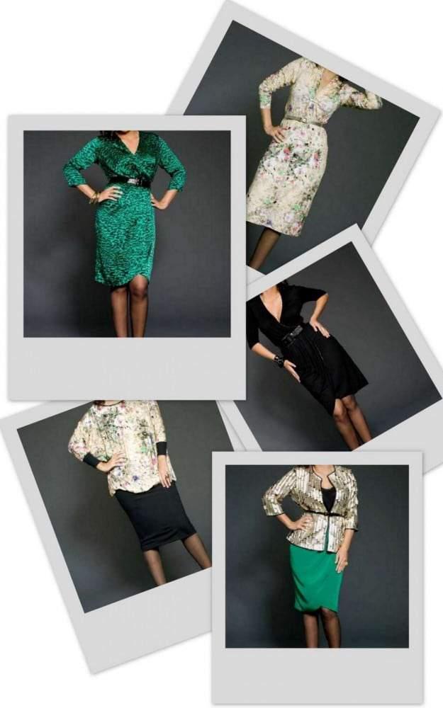 Plus Size Designer Rani Zakhem Fall 2010