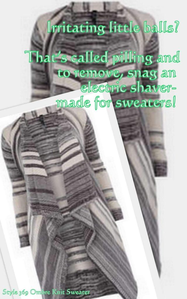 Plus Size Sweater Guide: Knit Wit