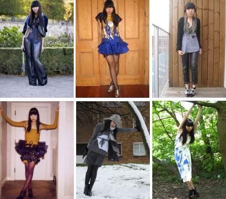 Fashion Blogger Susie Bubble, Style Bubble