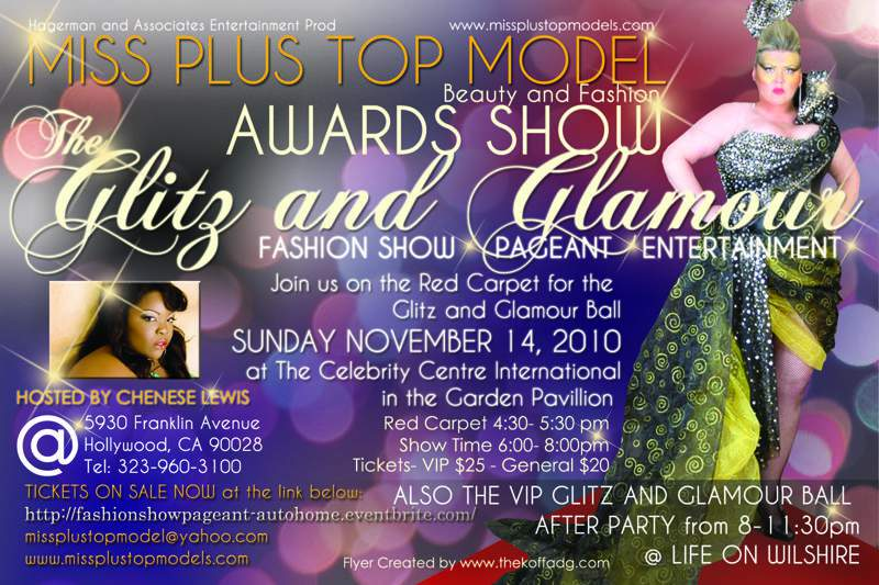 6th Annual Miss Plus Top Model Awards