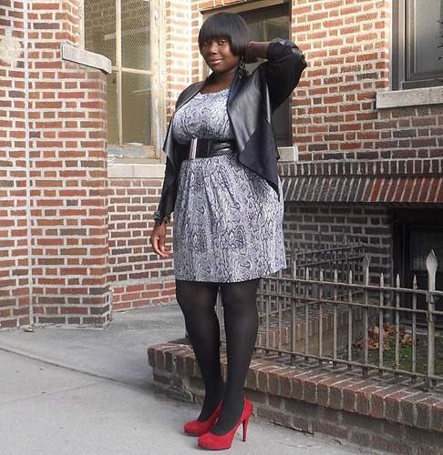The Best Dressed Plus Size Bloggers- Stylish Curves