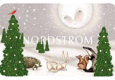 Nordstrom giftcard giveaway on The Curvy Fashionista