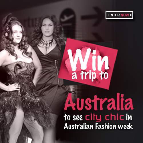 City Chic send one lucky person to RAFW