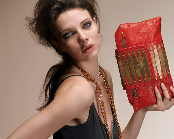 Romy Gold Spring 2011 Handbag Collection