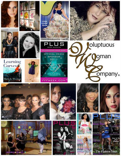 Plus Size Pioneers and Leaders