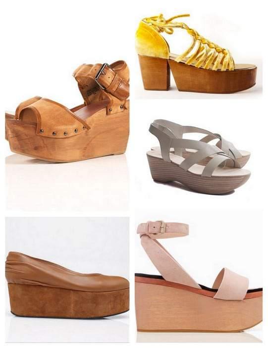 Spring 2011 Shoe Trend: The Flatform