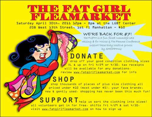 Fat Girl FleaMarket