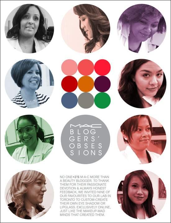 MAC Bloggers Obsession