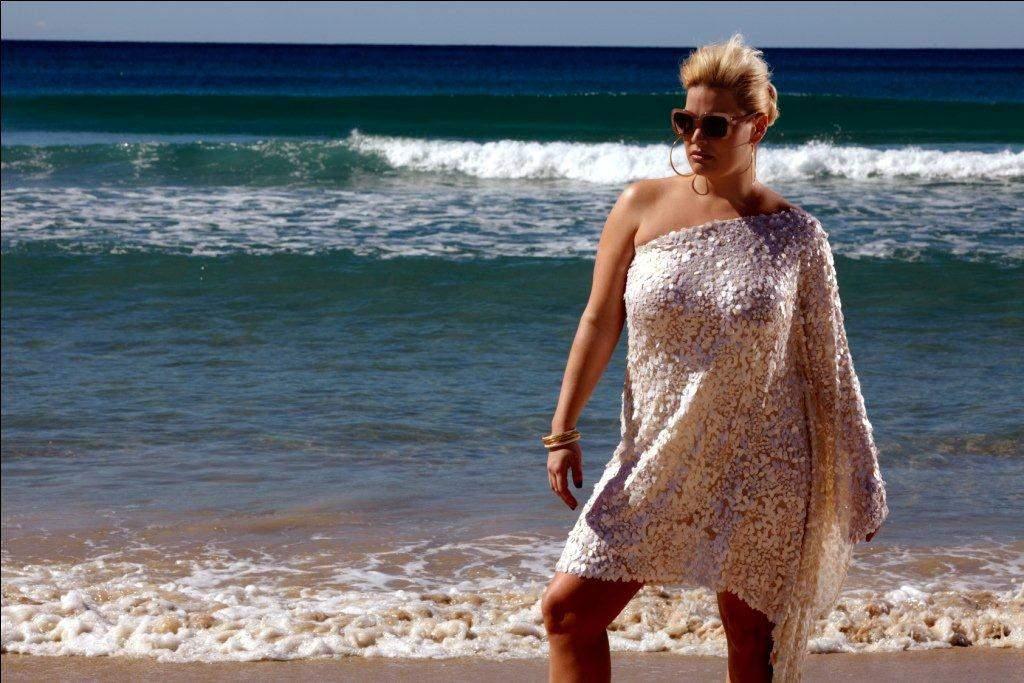 Plus Size Designer 'Evie'  from Evie Foster Exclusive Range