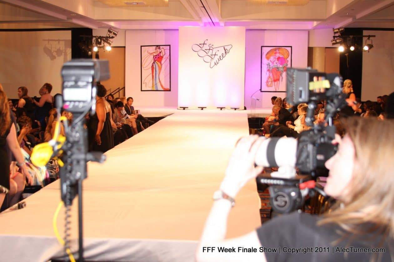 Full Figured Fashion Week Finale 2011