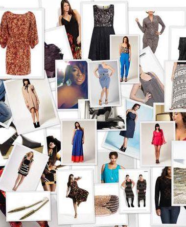 Plus Size Fashion on The Curvy Fashionista