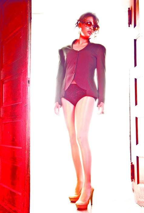 Plus Size Designer Skinny Minority Look Book 2011