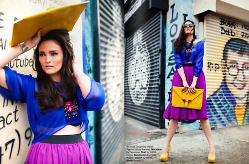 Plus Size Australian Designer Gisela Ramirez