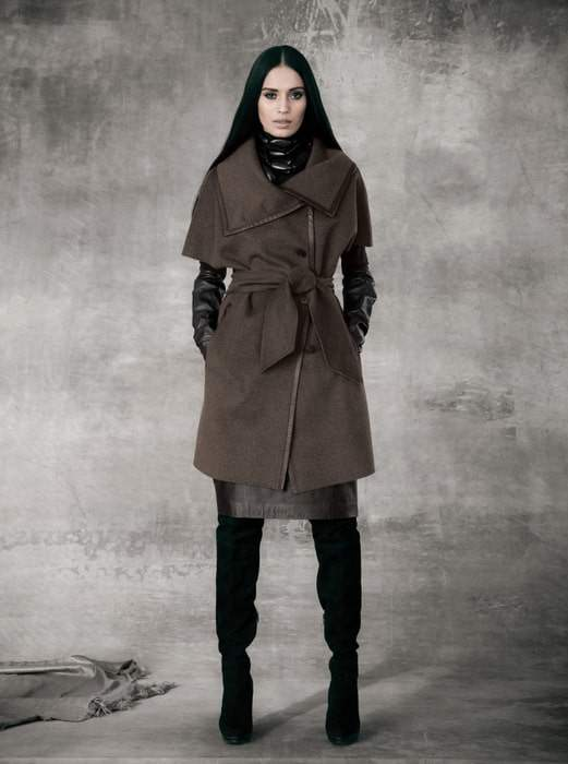Lafayette 148 Short Sleeve Coat
