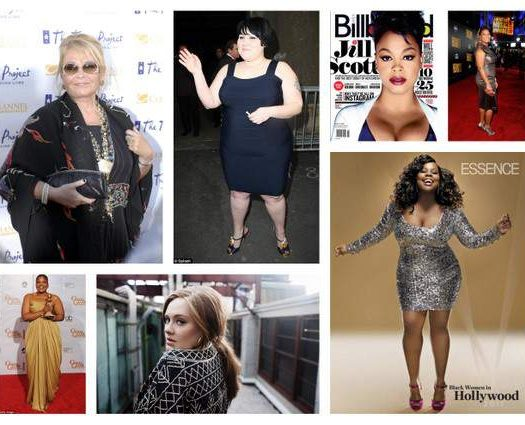 7 Plus Size Celebrities I'd love to interveiw