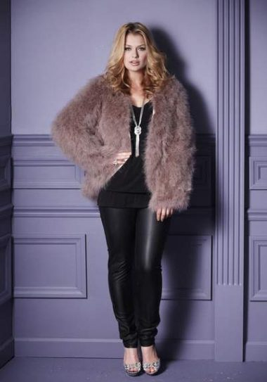 Anna Scholz for Simply Be Fall 2011