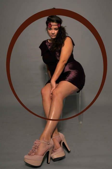 UK Plus Size Designer: Miss Lacy