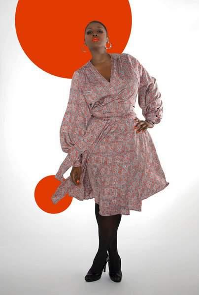 Plus Size Designer Jibri Fall 2011