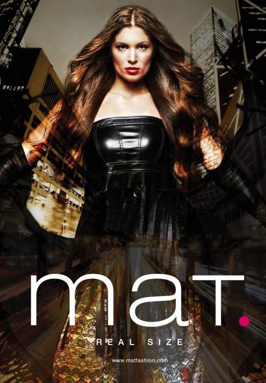 Greek Plus Size Brand MAT Fashion Fall 2011