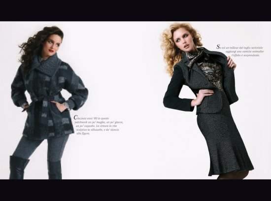 Elena Miro Fall 2011 Look Book