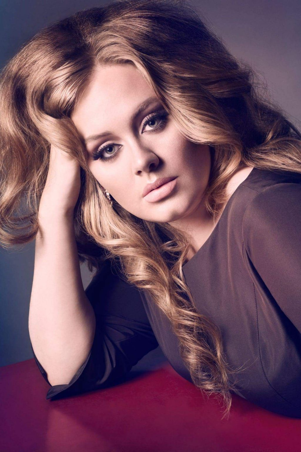 Adele Shot by Solve Sundsbo