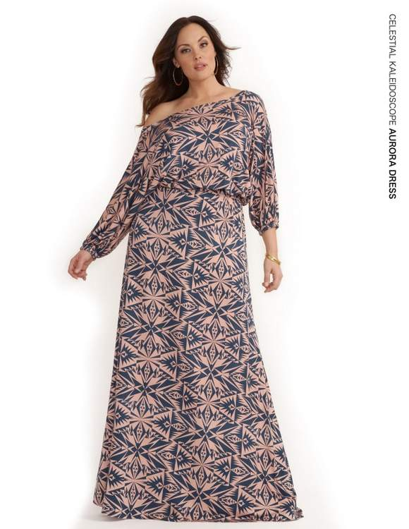 Rachel Pally White Label Holiday 2011: Celestial Aurora Dress