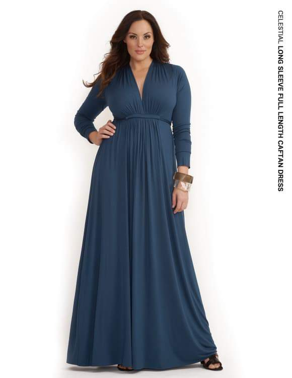 Rachel Pally White Label Holiday 2011: Celestial Caftan Dress