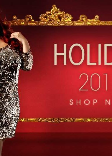 Monif C Plus Sizes Holiday 2011 Collection