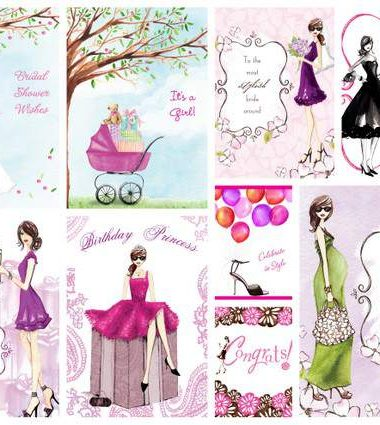 Where Fashion Meets Paper- Bonnie Marcus for Target