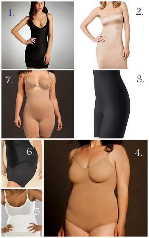 Plus Size Shape wear