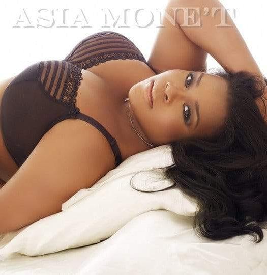 Wacoal Full Figure featuring Asia Monet