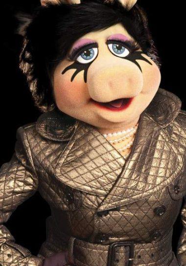 Miss Piggy for MAC
