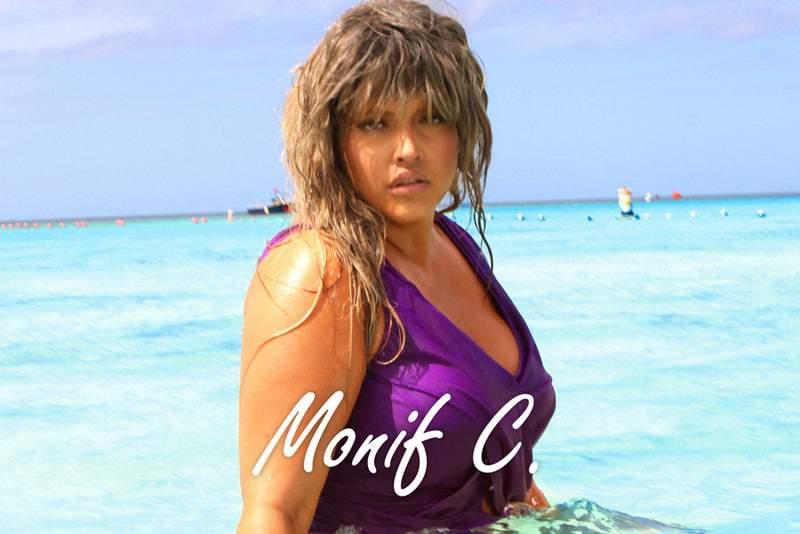 Monif C Plus Sizes Resort 2012 Swimwear Collection