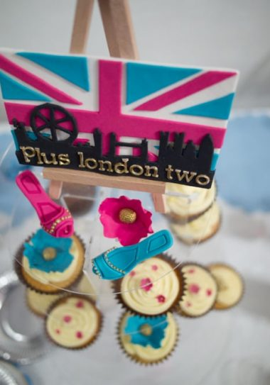 Wendy's cupcakes! Plus London Two.