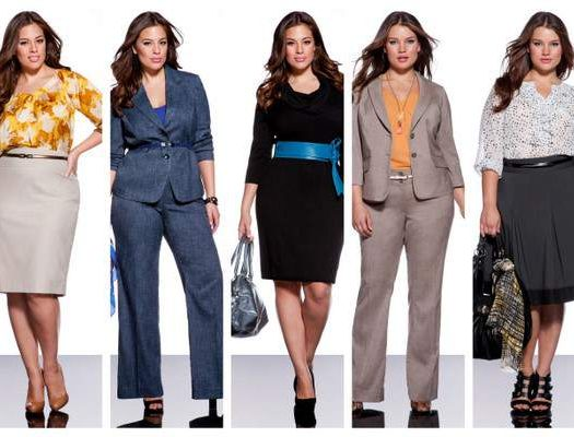 Plus Size Wear to Work Essentials