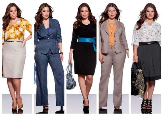 Plus Size Wear to Work Essentials