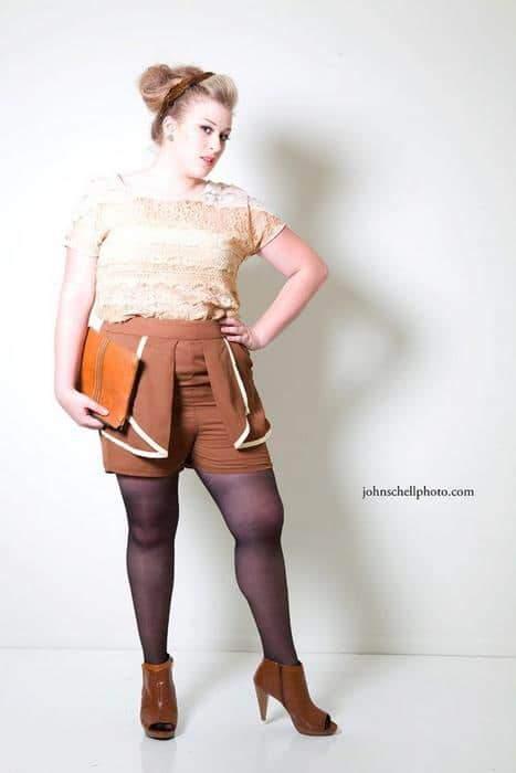 New Plus Size Designer Ashley Nell