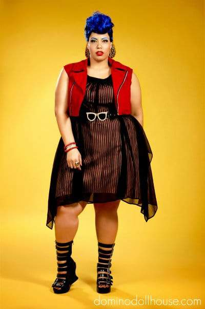 Domino Dollhouse Spring 2012: Rebel Rebel Collection