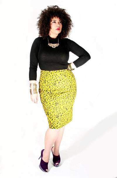 Joma Skirt by Dear Curves