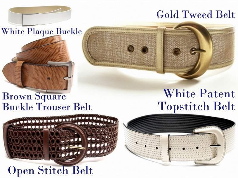 Belts from The Limited