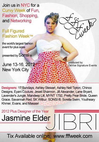Full Figured Fashion Week in New York