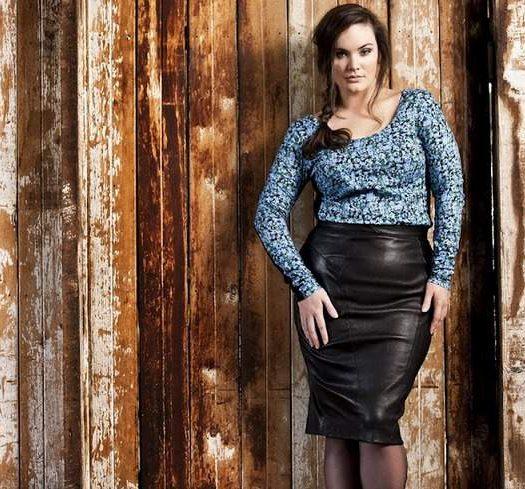 Plus Size Australian Brand LALA Belle AW 2012